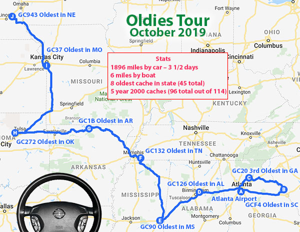Oldie Tour
